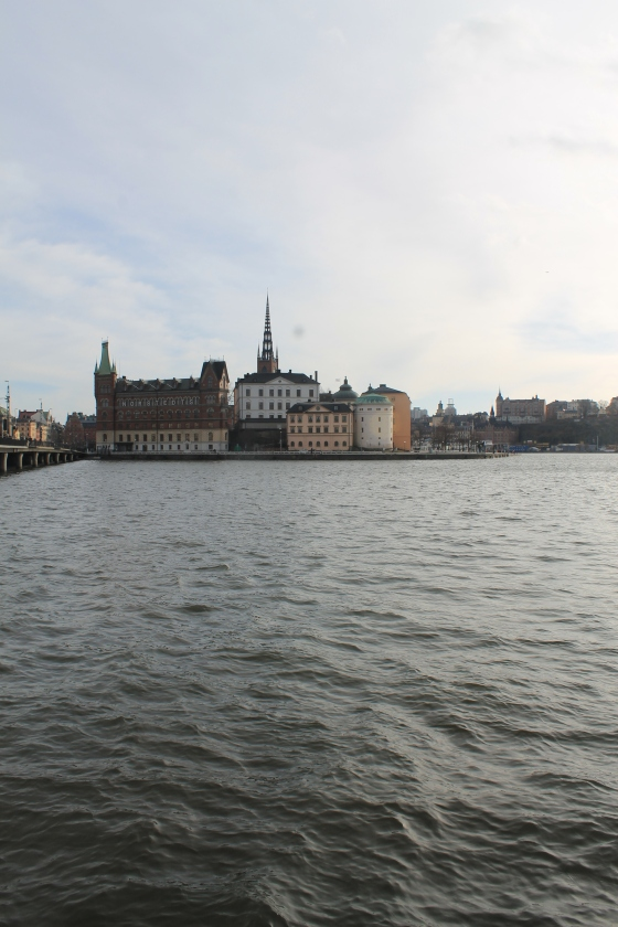 View of Stockholm from City Hall