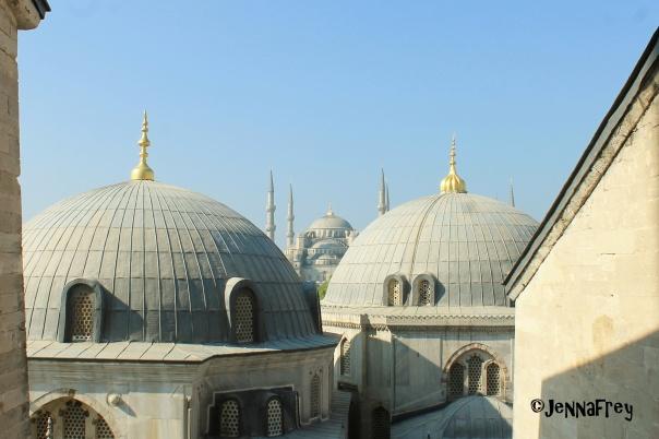 Hagia Sophia View