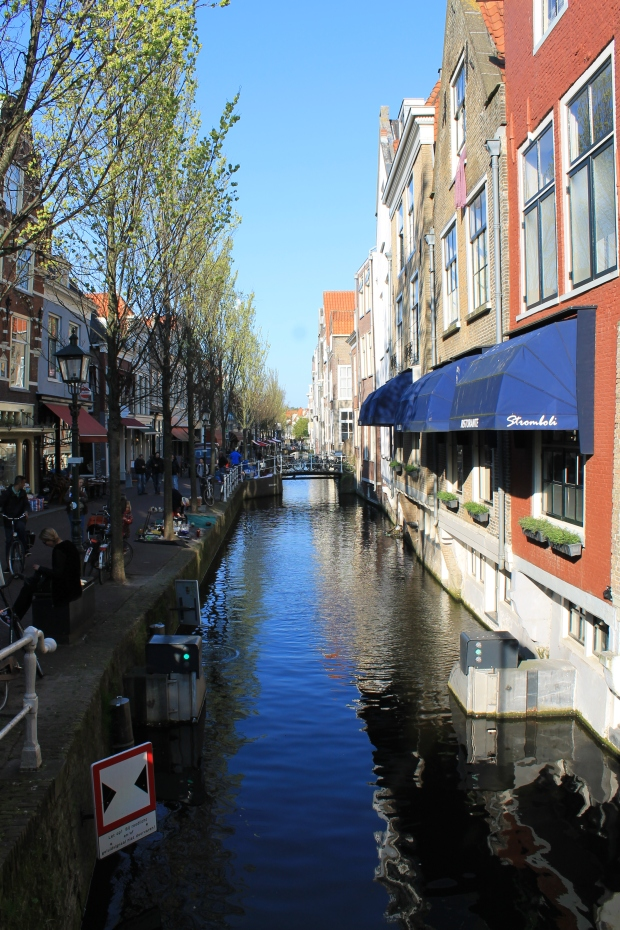 Delft had Canals aswell
