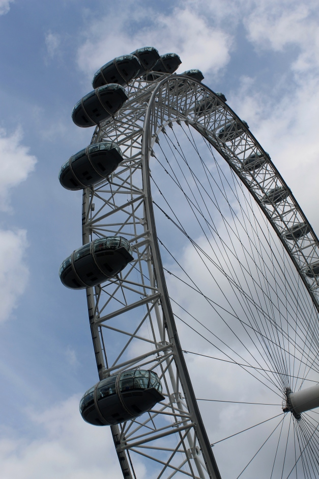 London Eye, Southbank, London