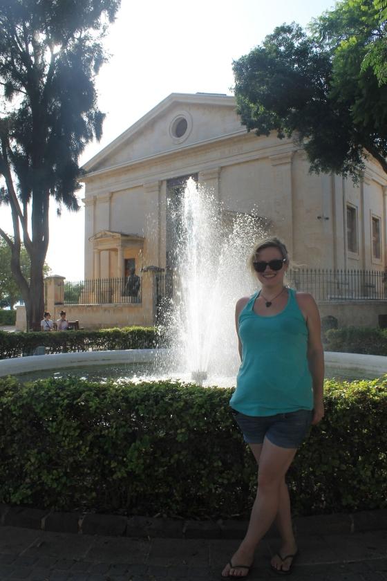 Upper Barrakka Gardens , Valetta, Malta