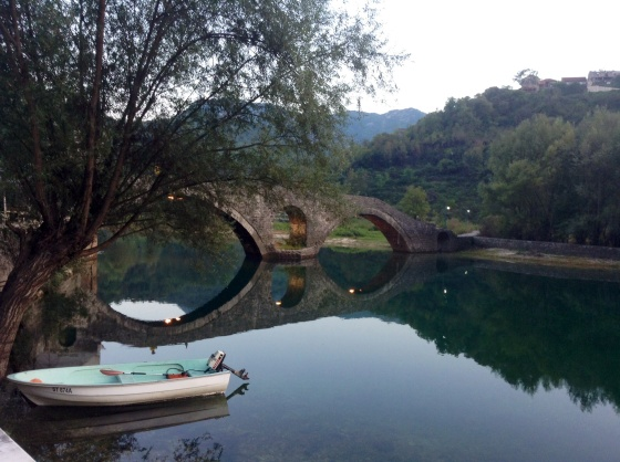 Rijeka Crnojevica Old Bridge