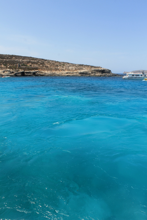 The blue Lagoon Malta