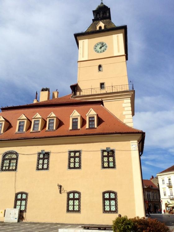 brasov town hall