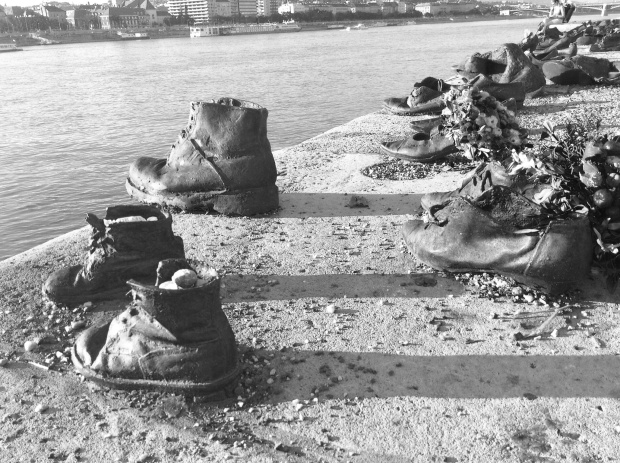 Like the Shoes on the Danube Bank