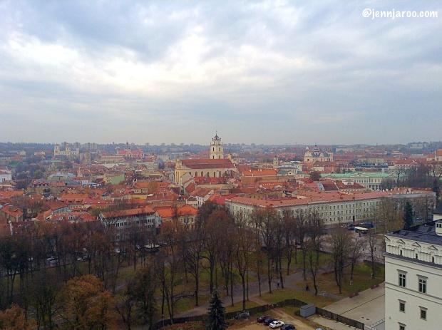 Vilnius Upper Casstle