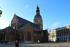 Church Riga