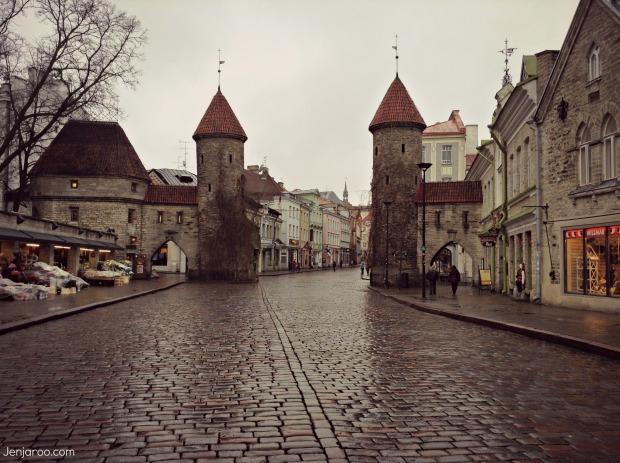 Tallinn City Gates