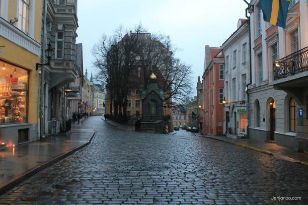 Tallinn Roads